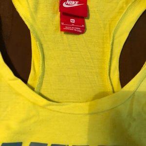 Nike Tops - Nike Women's Racerback Tank